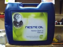 Neste. Вязкость 75W-90, синтетическое