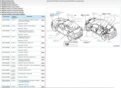 Проводка противотуманных фар. Nissan Qashqai, J11E, J11 Двигатели: HRA2DDT, K9K, MR16DDT, MR20DD, R9M, MR20DE