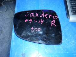 Стекло зеркала. Renault Sandero Renault Duster Renault Logan