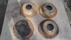 Диск тормозной. Mitsubishi Pajero, V21W, V23C, V23W, V24C, V24V, V24W, V24WG, V25C, V25W, V26C, V26W, V26WG, V34V, V43W, V44W, V44WG, V45W, V46V, V46W...