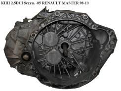 Коробка переключения передач. Renault Master