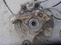 Ступица. Mitsubishi Pajero, V63W, V73W, V60, V75W, V78W, V77W Mitsubishi Montero, V60 Двигатель 6G74