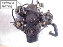 Двигатель (ДВС) на KIA Sephia 1995 г. объем 1.6 л.