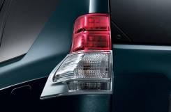 Накладка на стоп-сигнал. Toyota Land Cruiser Prado, GDJ150W, GDJ151W, TRJ150, KDJ150L, GRJ150W, GRJ151W, TRJ150W, GDJ150L, GRJ151, GRJ150, GRJ150L Дви...