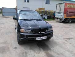BMW X5. автомат, 4wd, 3.0 (231 л.с.), бензин, 139 тыс. км