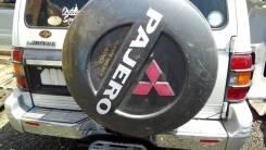 Колпак запасного колеса. Mitsubishi Pajero