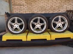 SSR GT1. 7.0x17, 5x114.30, ET45, ЦО 73,1мм.