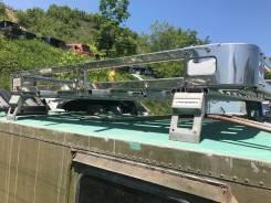 Багажник на крышу. Suzuki Works Toyota Land Cruiser