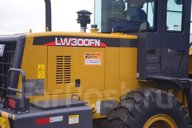 Xcmg LW300FN. XCMG LW300FN, 6 871 куб. см., 3 000 кг.