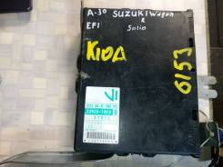 Блок управления двс. Suzuki Wagon R Solio, MA64S, MA34S Suzuki Wagon R Plus, MA64S, MA34S Suzuki Wagon R Wide, MA34S, MA64S