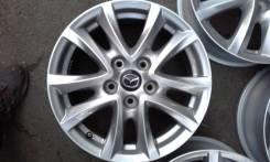 Mazda. 7.0x16, 5x114.30, ET42, ЦО 70,0мм.