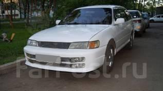 Toyota Corolla. автомат, передний, 1.5 (100 л.с.), бензин, 220 тыс. км