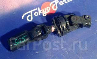 Карданчик рулевой. Subaru Forester, SG9L, SG5, SG9 Двигатели: EJ255, EJ205