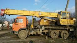 Ивановец КС-45717К-1. Автокран Камаз кс-45717К-1, 11 000 куб. см., 25 000 кг., 22 м.