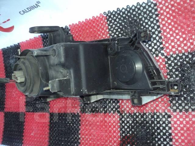 Фара. Toyota Sprinter, AE92, AE91 Toyota Sprinter Carib, AE95 Двигатели: 4AGE, 5AF, 5AFE, 5AFHE, 4AFHE