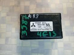 Коробка для блока efi. Mitsubishi