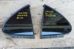 Стекло боковое. Toyota Sprinter, AE100, AE101, AE104, CE100, CE104, EE101 Двигатели: 2C, 4AFE, 4EFE, 5AFE