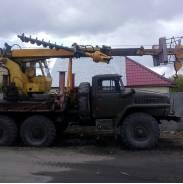 Урал. Продается ямобур, 3 000 кг.