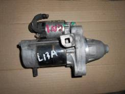 Стартер. Honda Mobilio, DBA-GB1, DBA-GB2 Honda Fit, GD4, GD3, GD2, GD1, DBA-GD2, DBA-GD1, DBA-GD4, DBA-GD3 Двигатели: L13A, L15A