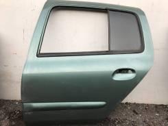 Дверь задняя левая Renault Symbol/ Clio 1998-2008