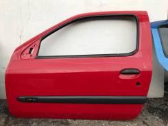 Дверь передняя левая Renault Clio 3D купе 1998-2005