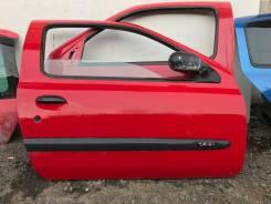 Дверь передняя правая Renault Clio 3D купе 1998-2005