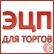 ЭЦП - цифровая подпись для торгов. Хабаровск