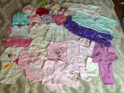 Одежда для новорожденных. Рост: 50-60, 74-80 см
