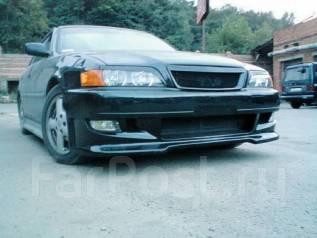 Бампер. Toyota Chaser, GX100, JZX101, JZX100, GX105, LX100, JZX105, SX100 Двигатели: 1JZGE, 1JZFE, 2JZGE, 1GFE, 1JZGTE, 2LTE, 4SFE