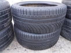 Michelin Pilot Alpin PA4. Всесезонные, 2015 год, износ: 30%, 2 шт
