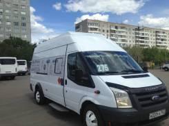 Ford Transit. Продаю Форд транзит 2010г, 2 400 куб. см., 18 мест