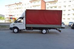 ГАЗ 3302. Продается Газель удлиненная база, бортовая с тентом, 2 890 куб. см., 2 000 кг.