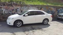 Toyota Corolla Axio 2008 под выкуп (с выкупом), в рассрочку. Без водителя