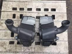 Корпус воздушного фильтра. Porsche Cayenne, 955, 957, 9PA Двигатели: M022Y, M, 48, 00, 50, M02, 2Y