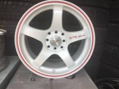 Sakura Wheels. 7.0x16, 4x100.00, 4x114.30, ET40, ЦО 73,0мм.