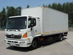 Hino 500. HINO 500 Промтоварный фургон, 7 684 куб. см., 7 000 кг.