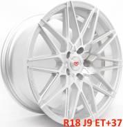 Новые! Vossen R18 J9 ET+37 5X114.3 [2516]. 9.0x18, 5x114.30, ET37, ЦО 73,1мм.