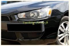 Накладка декоративная. Mitsubishi Lancer, CY Mitsubishi Lancer X Двигатели: 4B10, 4B11, 4A91