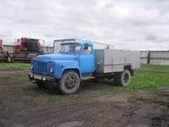 ГАЗ 53. ГАЗ-53, 4 254 куб. см., 3 200 кг.