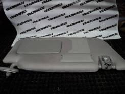 Козырек солнцезащитый Subaru Forester, правый