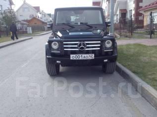 Бампер. Mercedes-Benz G-Class, W463