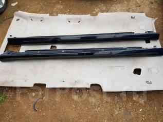 Порог пластиковый. Subaru Legacy, BR9, BRF, BRG