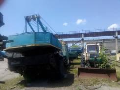 МАЗ 5334. Автокран дизельэлектрический 380 V. СМК-101 на базе , 11 150 куб. см., 10 000 кг., 10 м.