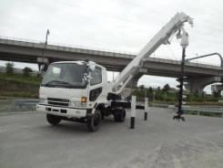Mitsubishi Fuso. MMC Fuso Бурильно-крановая, 8 200 куб. см., 3 000 кг. Под заказ