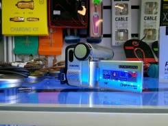 Samsung VP-D451i. Менее 4-х Мп, без объектива