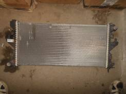 Радиатор охлаждения двигателя. Citroen Jumper