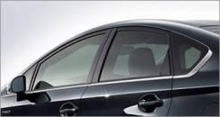 Молдинг стекла. Toyota Prius, ZVW30, ZVW30L Двигатель 2ZRFXE. Под заказ