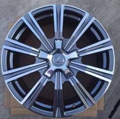 Lexus. 9.5x22, 5x150.00, ET45, ЦО 110,0мм. Под заказ