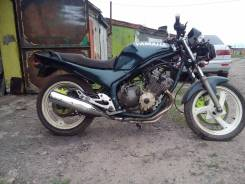 Yamaha Diversion. 400 куб. см., неисправен, птс, с пробегом