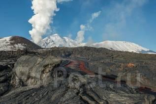 Камчатка, вулкан Толбачик. Экскурсионный тур. Набор групп на влк. Толбачик июль, август 2017 (бюджетные поездки)